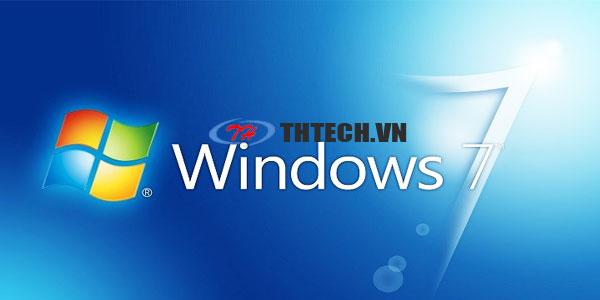 Windows 7 sử dụng được những phím tắt nào?