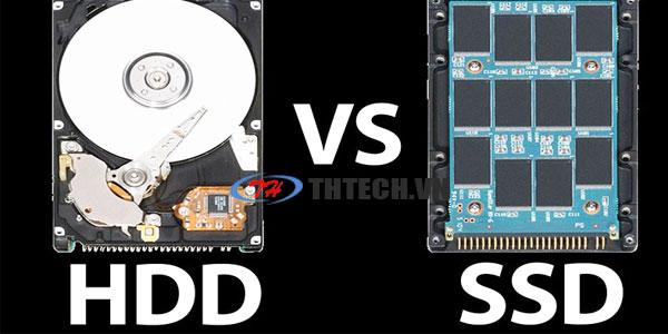 Khắc phục lỗi máy tính không nhận ổ cứng HDD, SSD