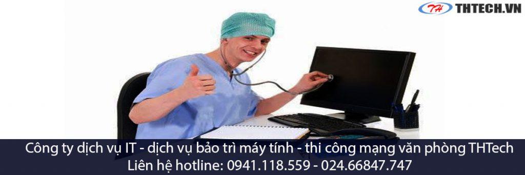 thtech là đơn vị chuyên nghiệp trong lĩnh vực cung cấp dịch vụ bảo trì máy tính