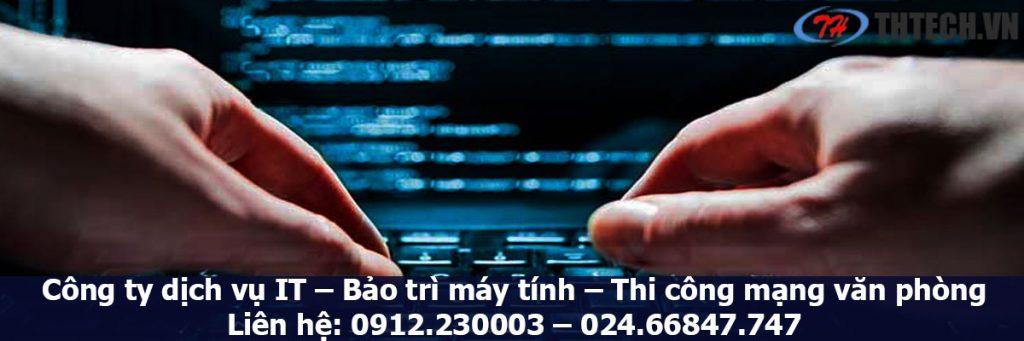 công ty thtech chuyên cung cấp dịch vụ bảo trì máy tính hà nội