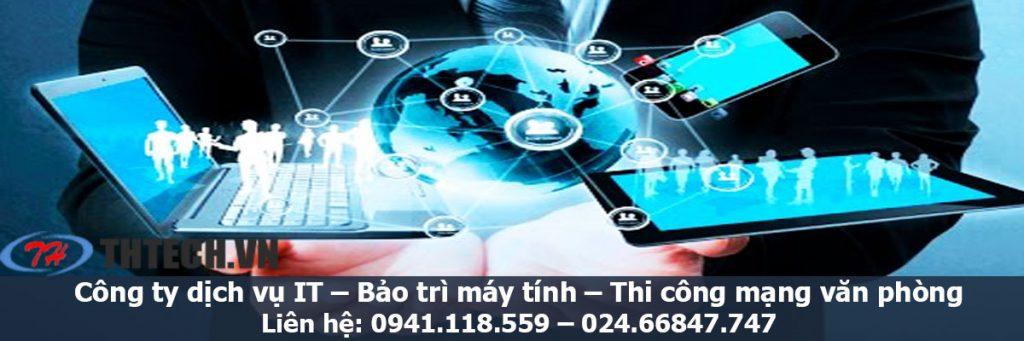 dịch vụ it hà nội công ty thtech được đánh giá là dịch vụ chuyên nghiệp nhất 2019