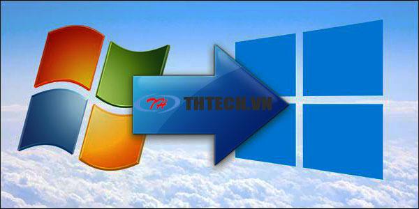 Hướng dẫn nâng cấp Windows 7 lên Windows 8