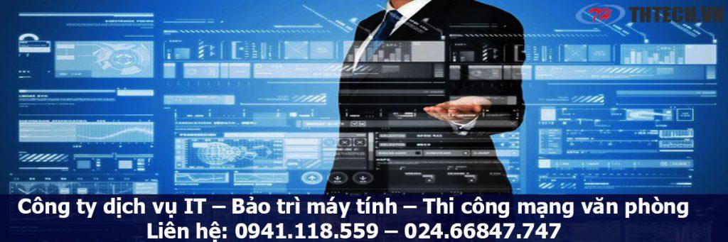 dịch vụ it support công ty thtech là lựa chọn chính xác nhất