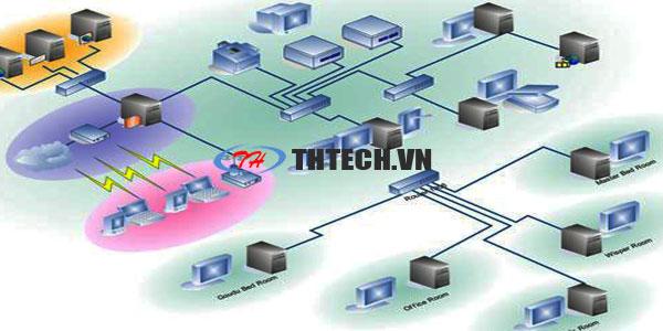 Dịch vụ thi công mạng LAN chuyên nghiệp
