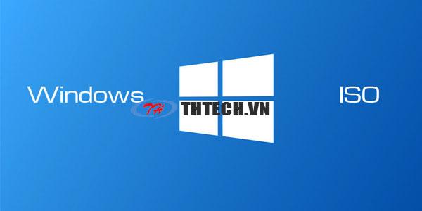 Cách tải file ISO Windows 10 gốc từ Microsoft