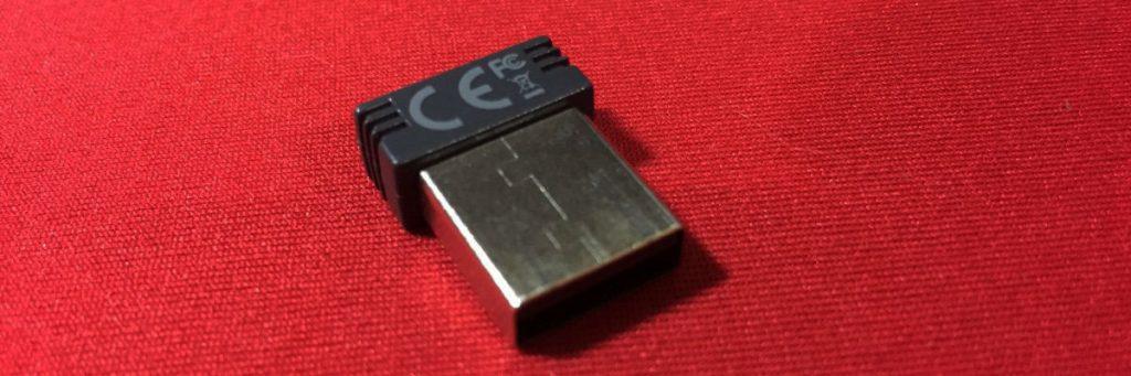 Kiểm tra lại cổng USB