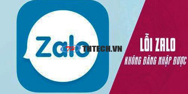 Khắc phục lỗi không đăng nhập được trên Zalo